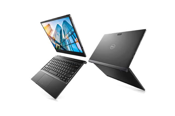 Dell Latitude 7285: ноутбук с беспроводной зарядкой 2 в 1