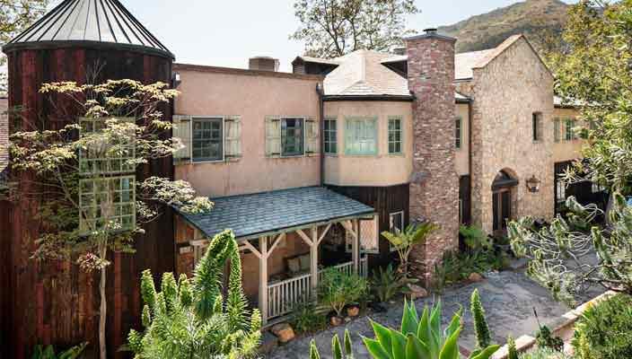 Мел Гибсон продает старое имение в Малибу | фото и цена