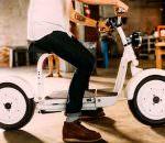 Fido Motors представила компактный электрический скутер