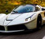 Распроданы все 200 родстеров Ferrari LaFerrari Aperta