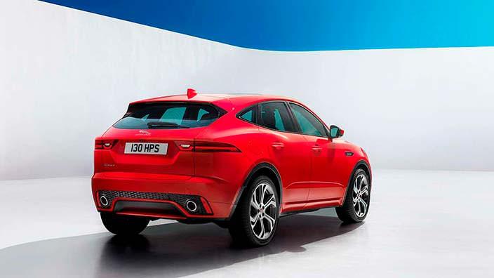 Новый Jaguar E-Pace. Ответ BMW X1, Audi Q3 и Evoque