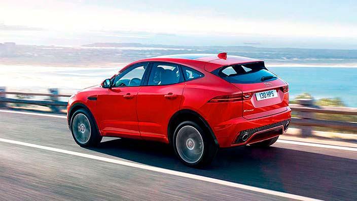 Фото Jaguar E-Pace