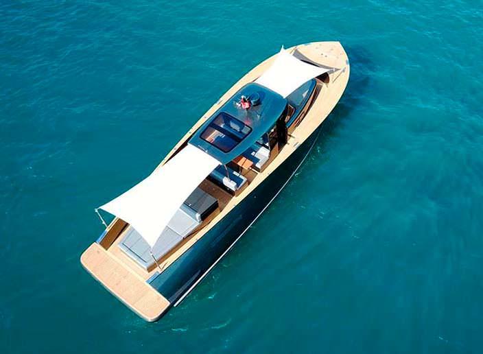 Катер Alen 45 от Alen Yachts