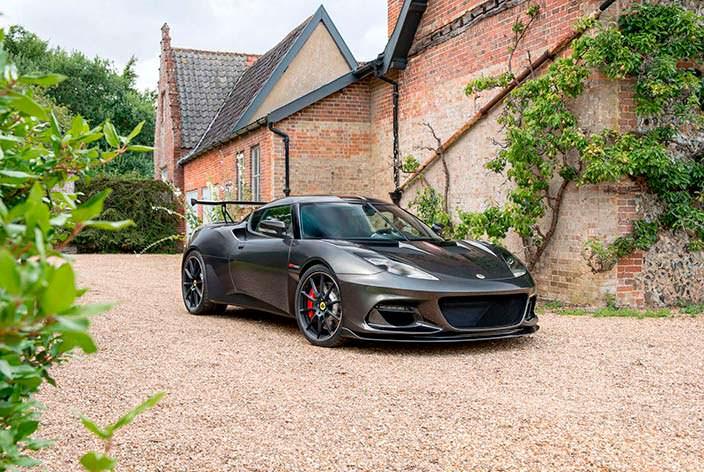 Новый Lotus Evora GT430 - самый мощный в истории