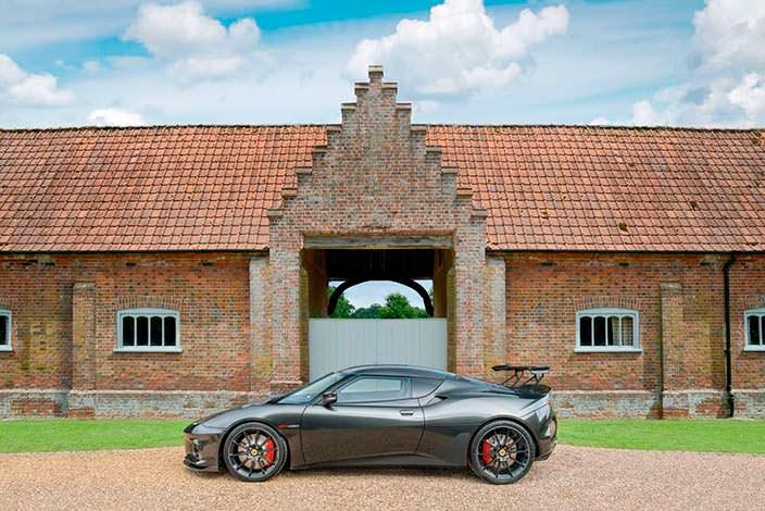 Самый мощный Lotus Evora GT430. 2017 год