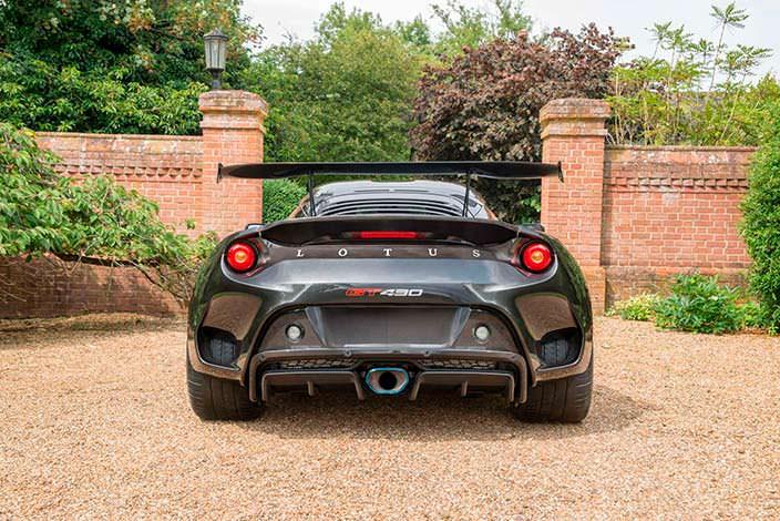 Фото | Lotus Evora GT430