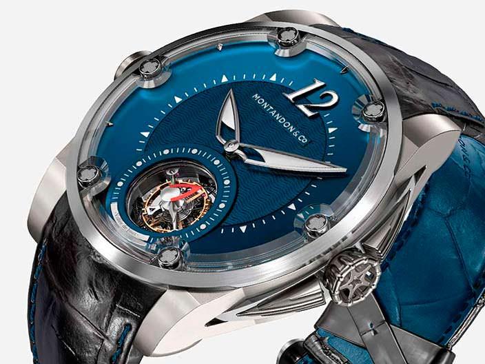 Новые швейцарские часы Montandon Windward TMA01 V1