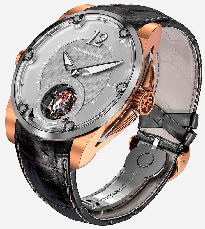 Швейцарские часы Montandon из мира парусных яхт