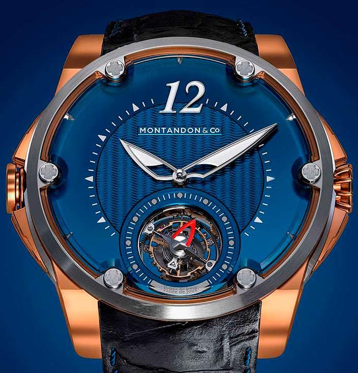 Дизайн циферблата часов Montandon Windward TMA01 V1