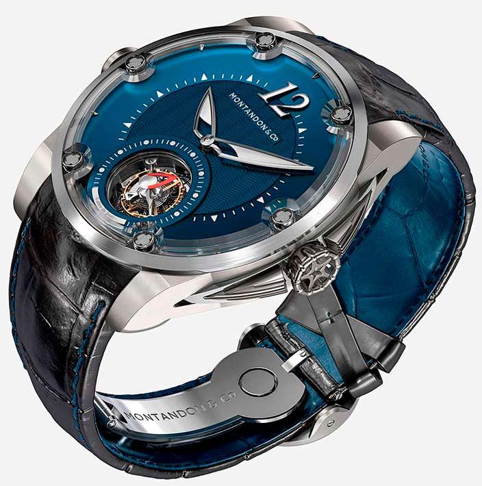 Швейцарские часы Montandon за 128 000 швейцарских франков