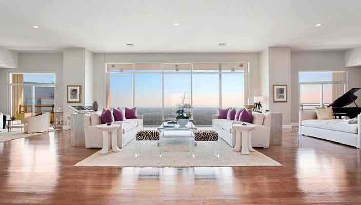 Мэттью Перри купил пентхаус в Лос-Анджелесе | фото и цена