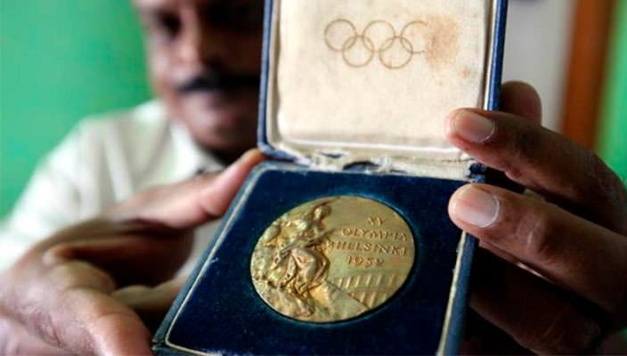 Первая индивидуальная Олимпийская медаль Индии уйдет с молотка