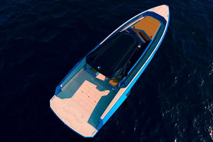 Катер-трансформер WA Yacht на 12 пассажиров