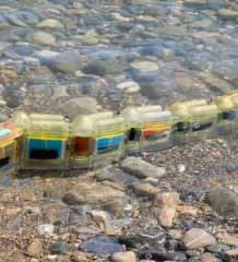Швейцарские ученые создали робота для анализа загрязнения воды
