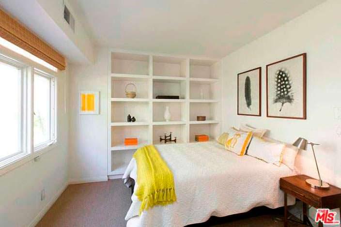 Дизайн спальни в пастельных тонах