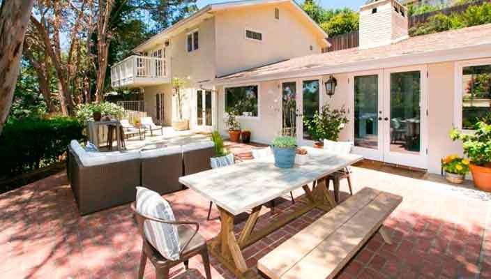 Актер Винс Вон продает дом в Голливуде | фото и цена
