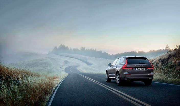 Новый Volvo XC60 от Polestar