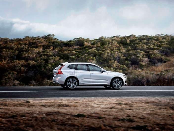 Фото | Белый Volvo XC60. Тюнинг от Polestar
