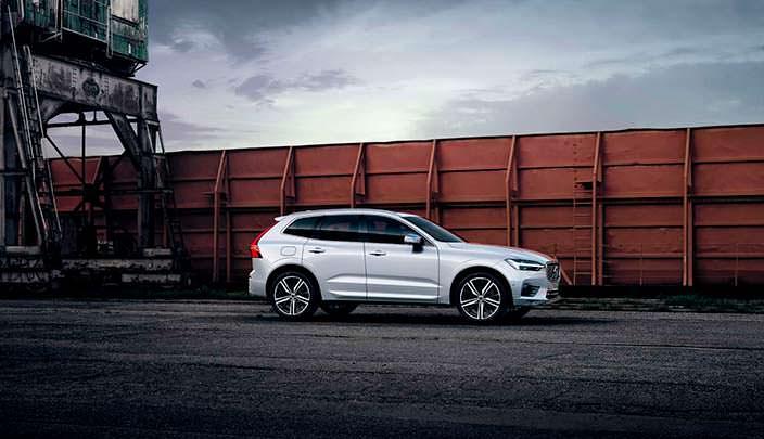 Новый кроссовер Volvo XC60. Тюнинг от Polestar