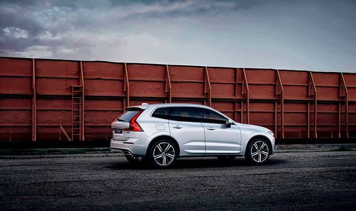 Новый кроссовер Volvo XC60 T8. Тюнинг от Polestar