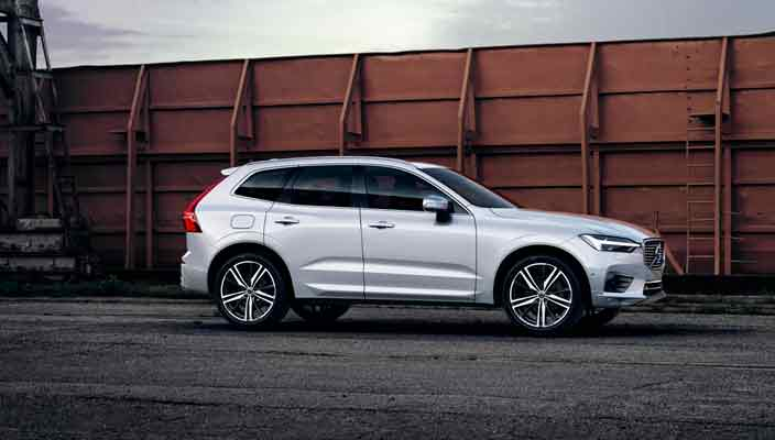 Новая XC60 - самая мощная и быстрая Volvo от Polestar | фото