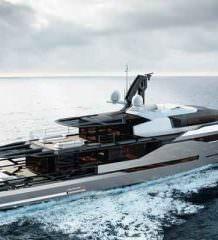 Scaro Design представляет новую серию яхт AEON | фото