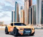 В ОАЭ создали суперкар для бездорожья Zarooq Sandracer 500GT