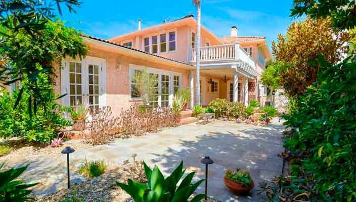 Альфред Молина продает дом в Западном Голливуде | фото, цена