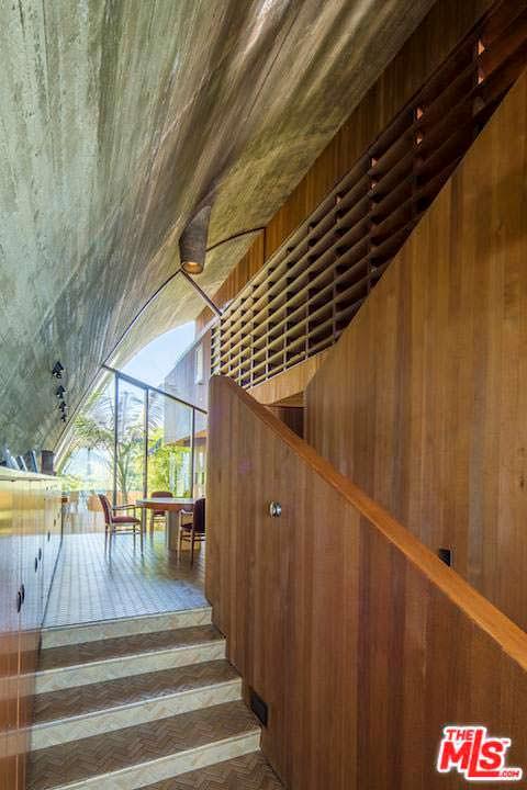 Дом на пляже в Малибу. Архитектор Джон Лаутнер