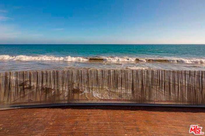 Дом в Малибу с видом на Тихий океан. Архитектор Джон Лаутнер