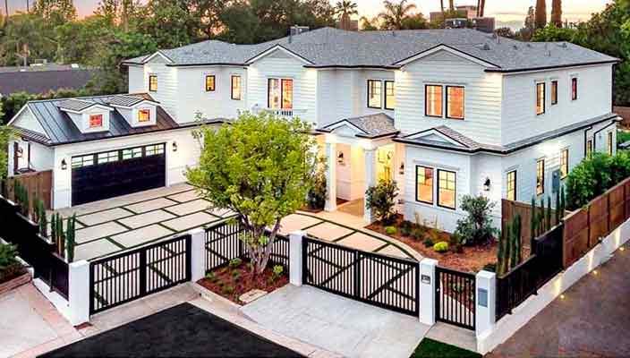 Фрэнки Валли из The Four Seasons продает дом | фото, цена
