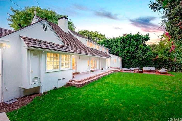 Дом 1959 года постройки в Брентвуде, Калифорния