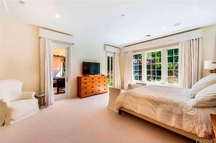Дизайн гостевой спальни в частном доме
