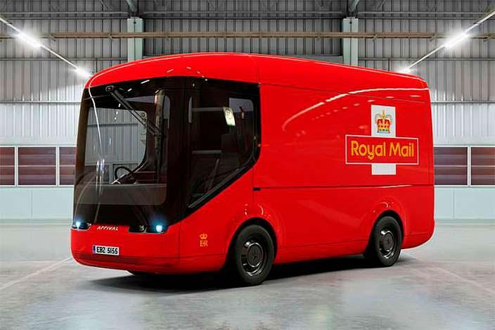 Почтовый электро-грузовик: стоимость эксплуатации как у дизеля