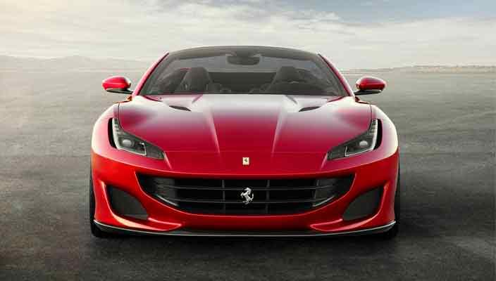 Новый суперкар Ferrari Portofino официально | фото