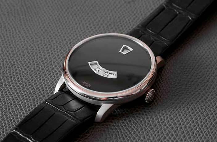 ICON The Duesey: швейцарские часы в стиле минимализм