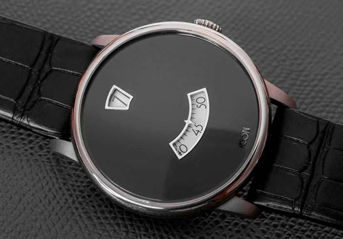 ICON The Duesey: титановые швейцарские часы