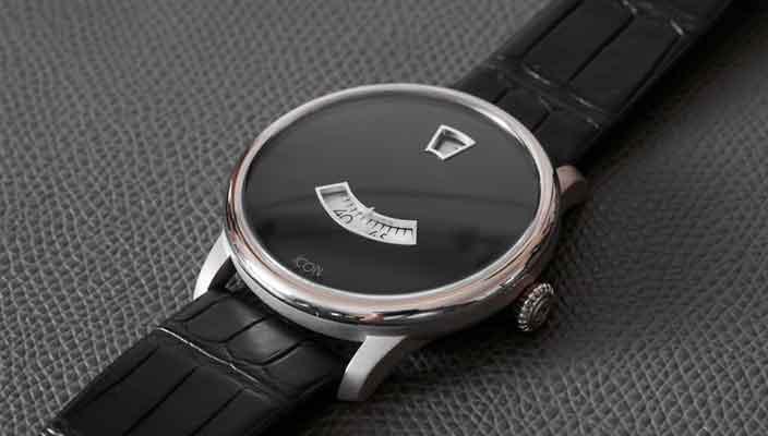 ICON The Duesey: элегантные часы в стиле минимализм