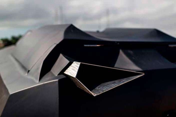 Брутальный спортивный катер Alpha Centauri: Lamborghini морей