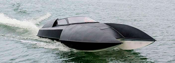 Элитный спортивный катер Alpha Centauri
