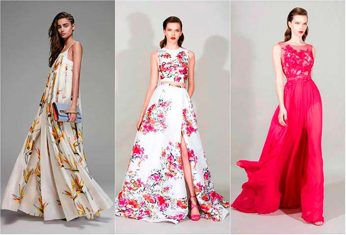 Летние платья-2017: новинки и тенденции