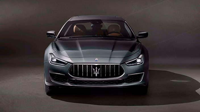 Бизнес-седан Maserati Ghibli GranLusso. 2018 модельный год