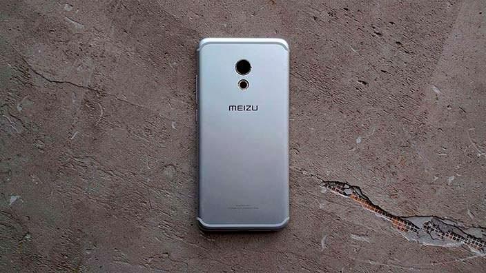 Мощный топовый смартфон Meizu Pro 6