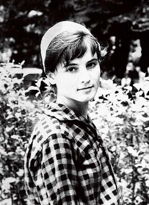 Фото | Юная София Ротару. 1962 год