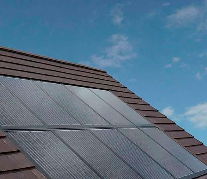 Солнечная крыша IKEA почти как у Tesla