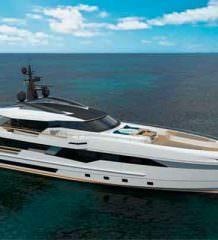 Wider Yachts запустила спортивную яхту 130 | фото, видео