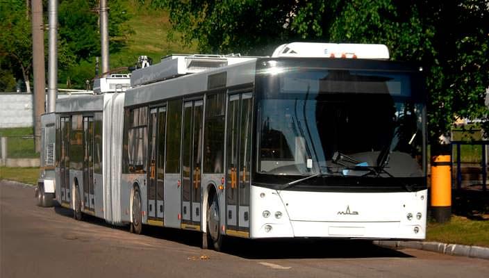 УкрЕвроМАЗ: троллейбусы МАЗ в Украине. Весь модельный ряд