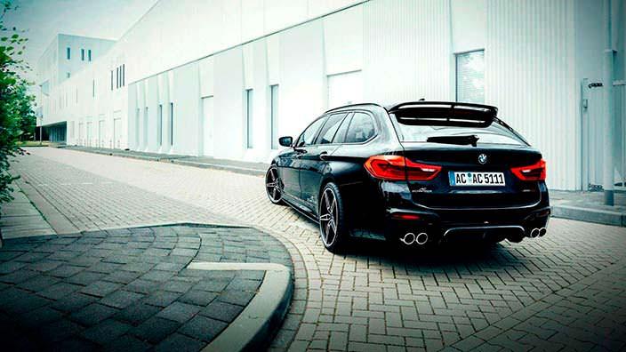 Тюнинг BMW 5-Series G31 от AC Schnitzer