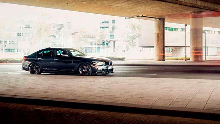 Тюнинг BMW 5-Series G30 от AC Schnitzer