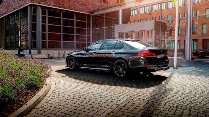 Новая BMW 5-Series G30. Тюнинг AC Schnitzer